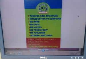 Join with us and learn all computer program for only 15000/=