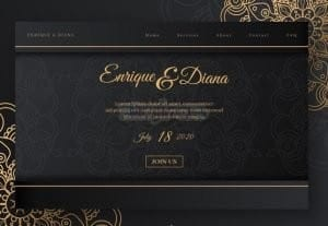 I WILL DESIGN STYLISH,MODERN AND  VINTAGE INVITATION CARDS FOR LOW PRICE.