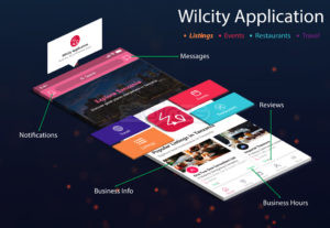 7334I will do any wilcity theme and app related work for you